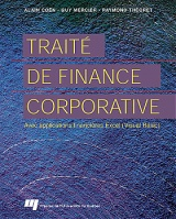 Traité de finance corporative
