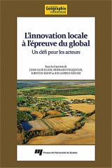 L' innovation locale à l'épreuve du global