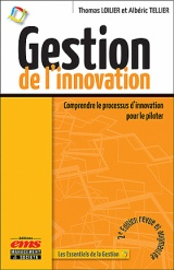 Gestion de l'innovation, 2<sup>e</sup> édition