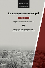 Le management municipal, Tome 1