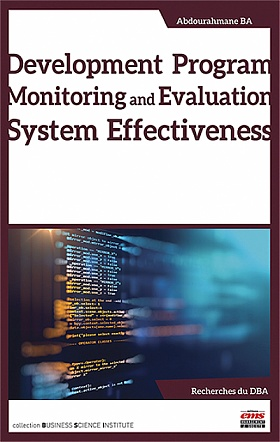 Development Program Monitoring and Evaluation System Effectiveness