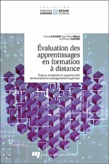 Évaluation des apprentissages en formation à distance